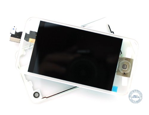 CDMA Digitizer /& Frame Assembly for Apple iPhone 4 with Tool Kit White