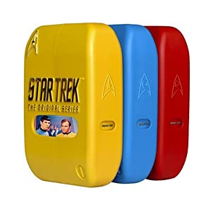 Star Trek The Original Series: The Complete Series (Seasons 1-3) [22 Discs]