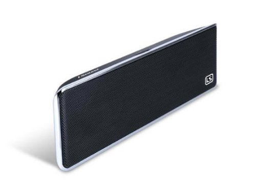Isound Gosonic Rechargable Portable Speaker (Black)