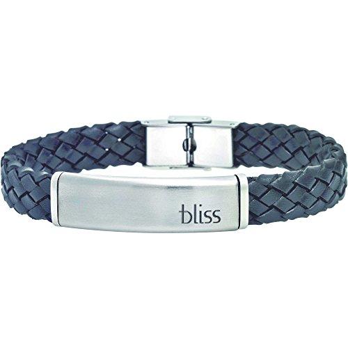 bracciale uomo gioielli Bliss York casual cod. 20070668