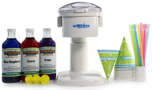 For Sale! Snow Cone Party Package by Hawaiian Shaved ice