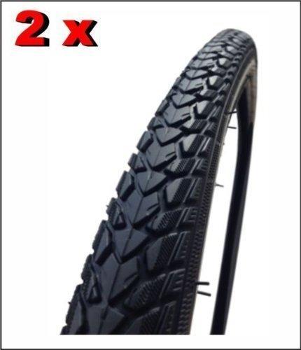 2 x Fahrradmantel Beyond pannensicher 28 x 1.5/8 x 1.3/8 37-622 Reflex- 01020142_2
