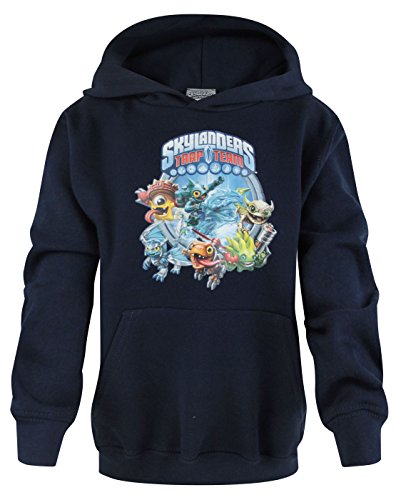 Official Skylanders Trap Team Kid's Hoodie