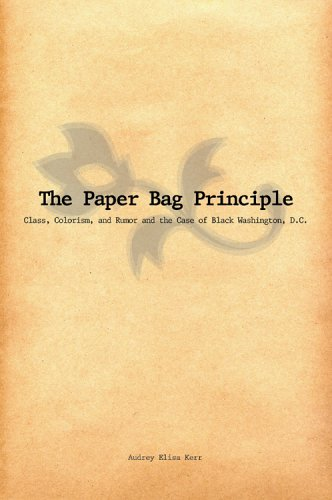 Paper Bag Principle by Audrey Elisa Kerr