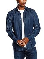Antony Morato Camisa Hombre (Azul Denim)
