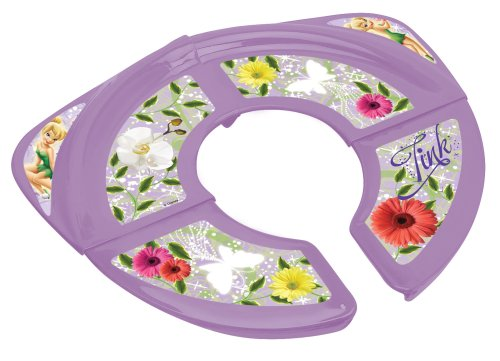 Disney Folding Potty Seat - Faries