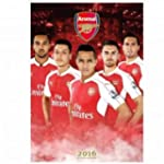 Arsenal FC 2016 Football Calendar