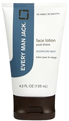 Best Cheap Deal for Every Man Jack Post Shave Face Lotion, Signature Mint, 4.2 oz from Everyman Jack - Free 2 Day Shipping Available