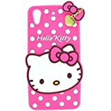 Yes2Good Hello Kitty Back Cover For HTC Desire 626 - Pink