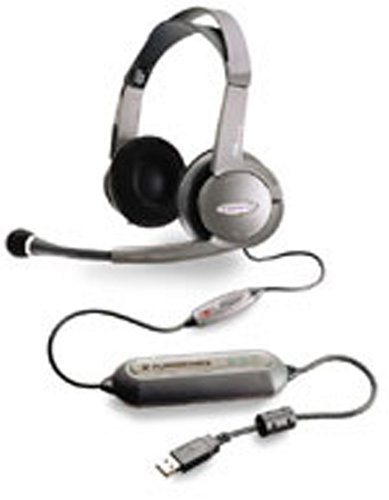 Plantronics DSP-500 Stereo Computer Headset