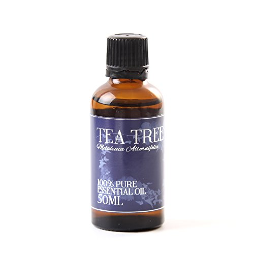 Huile Essentielle D'arbre À Thé - 50ml - 100% Pure