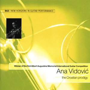 Ana Vidović - The Croatian Prodigy 41CCNRMQHCL._SL500_AA300_