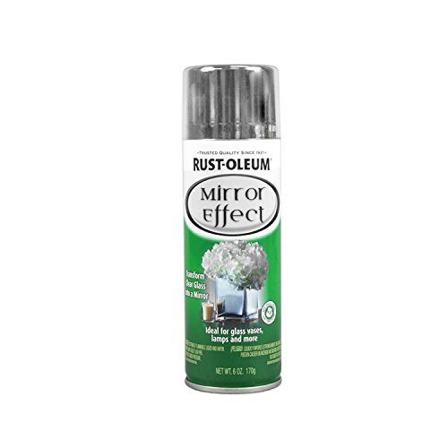 Rust-Oleum 267727 Specialty Mirror Spray, 6-Ounce (Looking Glass Spray compare prices)
