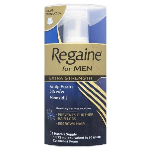 Regaine For Men Hair Regrowth Foam 60 ml