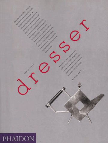 Christopher Dresser : A Pioneer of Modern Design