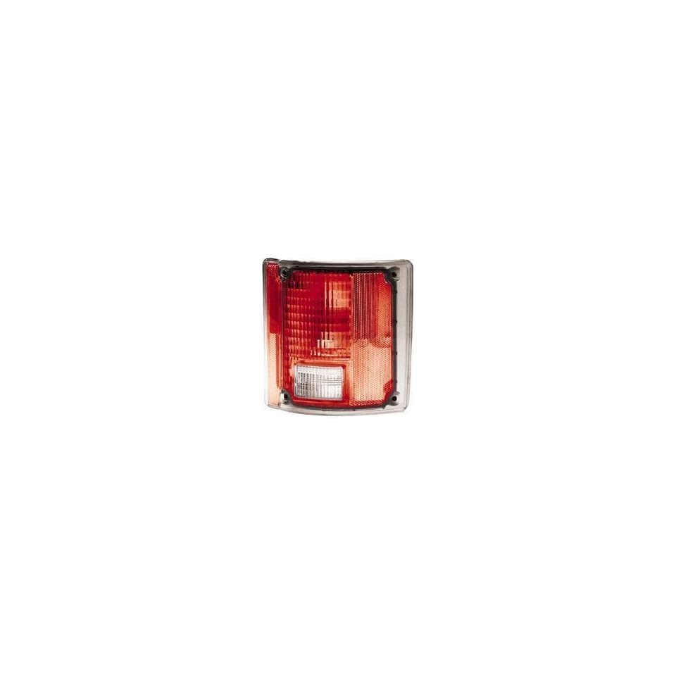 TAIL LIGHT chevy chevrolet SUBURBAN 73 91 BLAZER gmc JIMMY FULL SIZE PICKUP fullsize 73 87 lamp rh