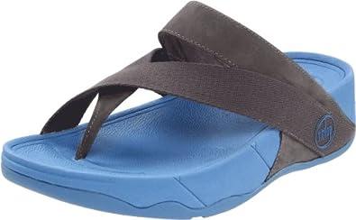 Fitflop Women's Sling Sandal,Smoky Grey,5 M US