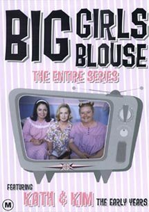 Big Girl's Blouse - Series One ( Big Girl's Blouse - Entire Series One )