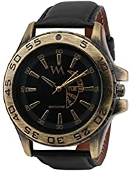 Watch Me Set Of Swiss Branded Black Brown White Red Multicolor Dial Leather Analogue Analog Watches For Men,Boys...