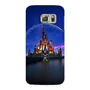 Gorgeous Castle Multicolor Back Case Cover for Samsung Galaxy S6 Edge Plus