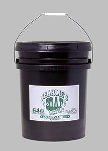 Charlie's Soap 5 Gallon HE Liquid Laundry Detergent - 640 Loads