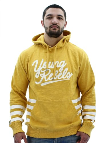 Ecko Unltd. Young Rebels Men's Hooded Sweatshirt