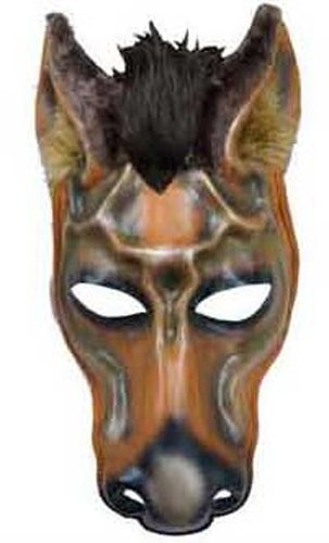 Forum Novelties Men's Donkey Animal Mask