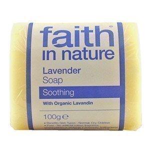 Faith in Nature Lavender Soap Bar
