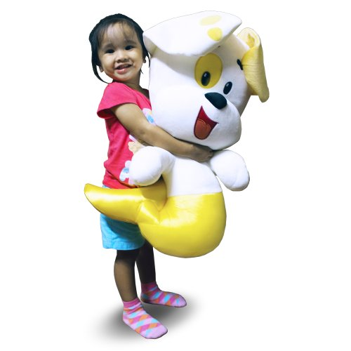 "Bubble Guppies: 27"" Bubble Puppy Plush Doll"