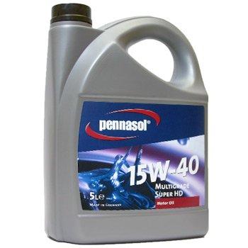 Pennasol 15W-40 Multigrade Super HD - mineralisches