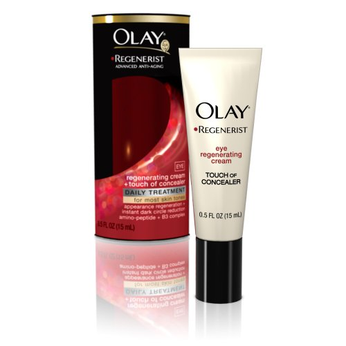 Olay Regenerist Eye Regenerating Cream Plus Touch