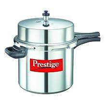 Prestige Popular Aluminium Pressure Cooker, 12 Litres