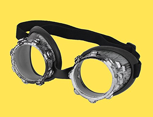 2 Piece Minion Goggles Adult or Child