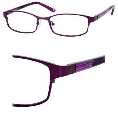 Liz Claiborne 384 Eyeglasses (0Z1T) Violet Purple,