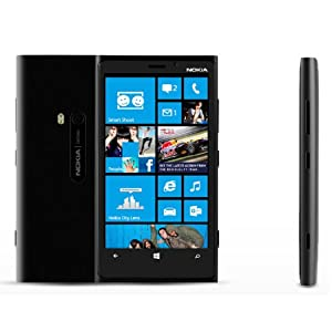 Nokia Lumia 920 Unlocked GSM Phone - Black