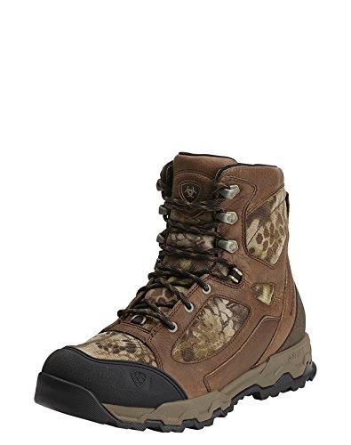 """Ariat Men's 7"""" Buckshot WP Brown Hunting Boot 11 D"""
