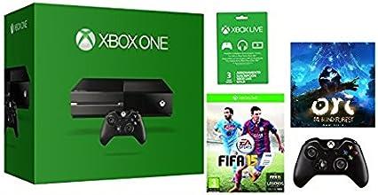 Xbox One + 2°Controller + FIFA 15 + Live 3 Mesi + ORI (digital token)