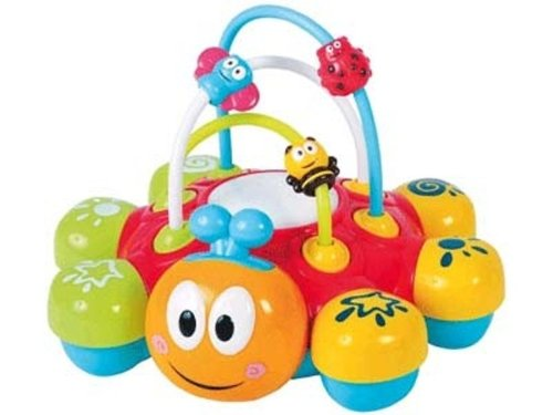 Ladybug Bouncing Beads [Toy]