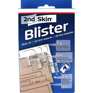 Spenco Unisex 2nd Skin Blister Kit
