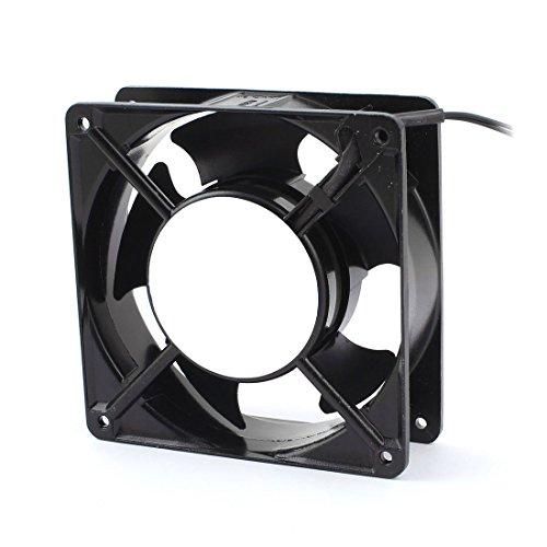 ventola di raffreddamento - SODIAL(R) AC 220V-240V 0.14A Raffreddamento Cooler Brushless Ventola 120mm x 120mm x
