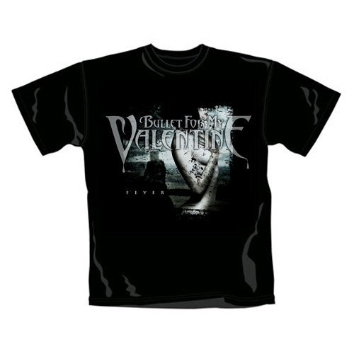 Bullet For My Valentine Fever Cover Black Mens