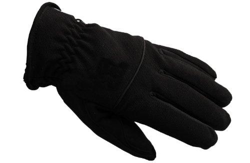 Modovo Umove Motorcycle Gloves Nylon Windproof Waterproof Warmth Black