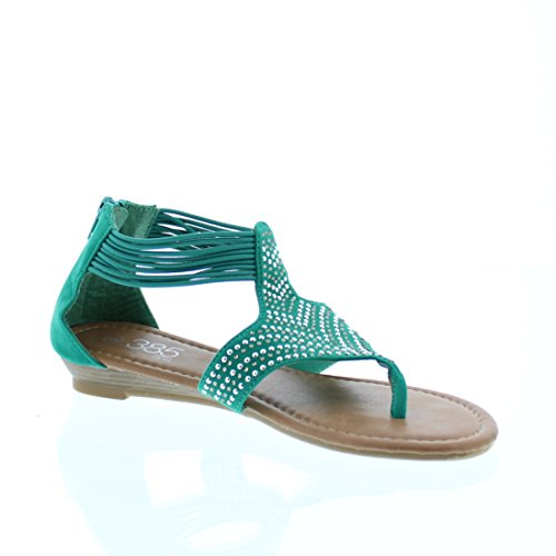 385 Ave Womens Roman Gladiator Sandals