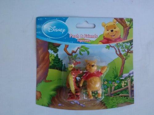 Disney Pooh & Friends Winnie the Pooh & Tigger Figurines - 1