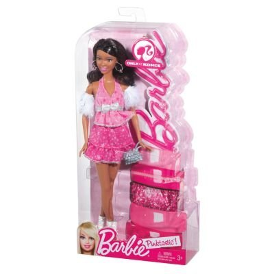 Pinktastic Barbie Doll - Nikki - 1