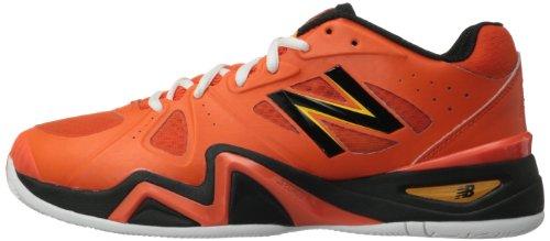 888098148954 - New Balance Men's MC1296 Stability Tennis Tennis Shoe,Orange/Black,11 2E US carousel main 4