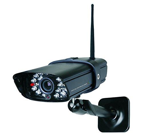 Drahtlose Zusatzkamera mit verstärkter Antenne für ABUS TVAC16000A - wie TVAC16010