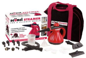 Scunci SS1000 Hand-Held Steamer - 1000wB0001Y747C : image