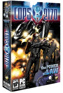 Cops 2170: The Power Of Law - Pc front-581426
