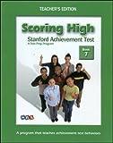 img - for Scoring High on SAT: Teacher Edition Grade 7 book / textbook / text book